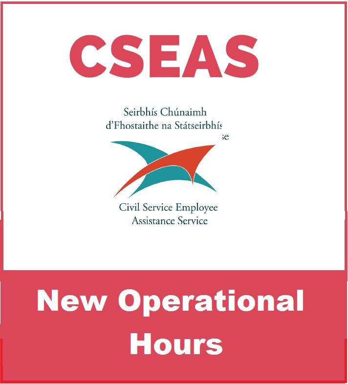 CSEAS CSEAS New Operational Hours