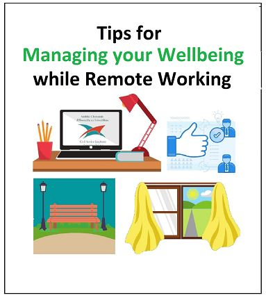 Wellbeing while remote working.pdf